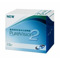 Контактные линзы Pure Vision 2 HD NEW