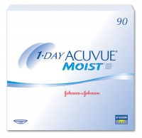 Acuvue One Day Moist 90шт.